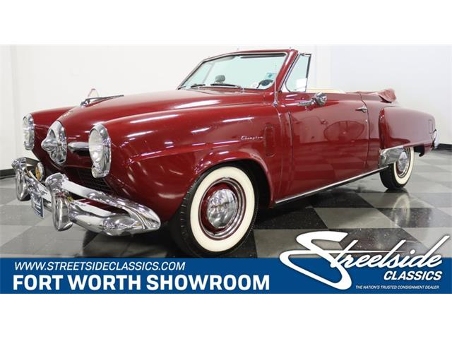 1950 Studebaker Champion (CC-1516584) for sale in Ft Worth, Texas
