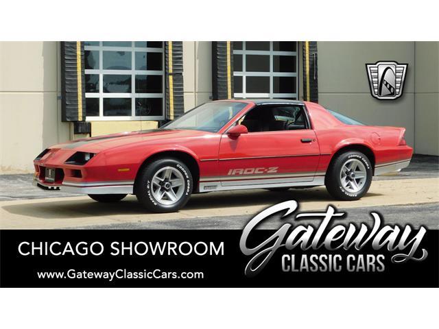 1984 Chevrolet Camaro (CC-1516602) for sale in O'Fallon, Illinois