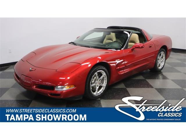2001 Chevrolet Corvette (CC-1516604) for sale in Lutz, Florida