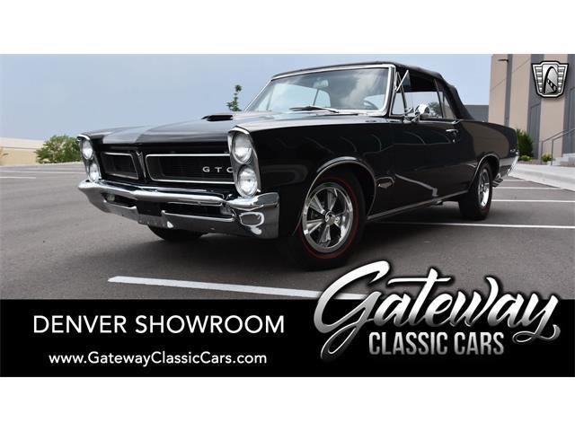 1965 Pontiac GTO (CC-1516606) for sale in O'Fallon, Illinois