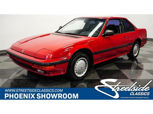 1989 Honda Prelude (CC-1516607) for sale in Mesa, Arizona