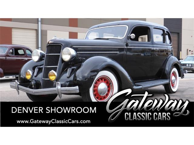 1935 Dodge Sedan (CC-1516612) for sale in O'Fallon, Illinois