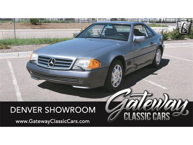 1992 Mercedes-Benz Automobile (CC-1516619) for sale in O'Fallon, Illinois
