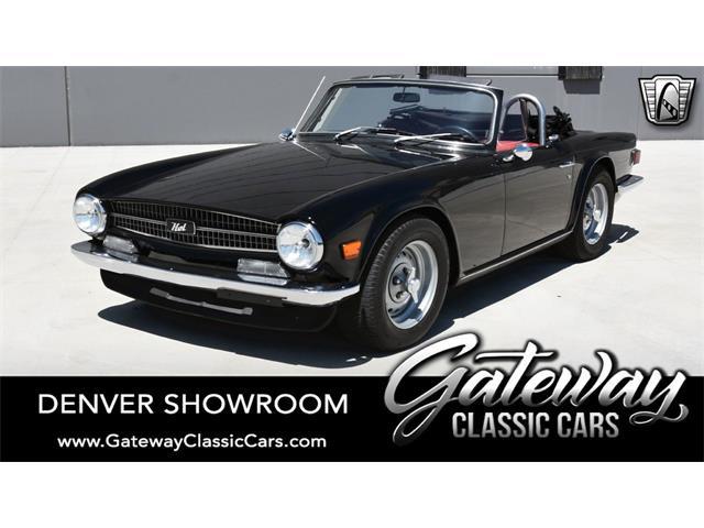 1970 Triumph TR6 (CC-1516625) for sale in O'Fallon, Illinois