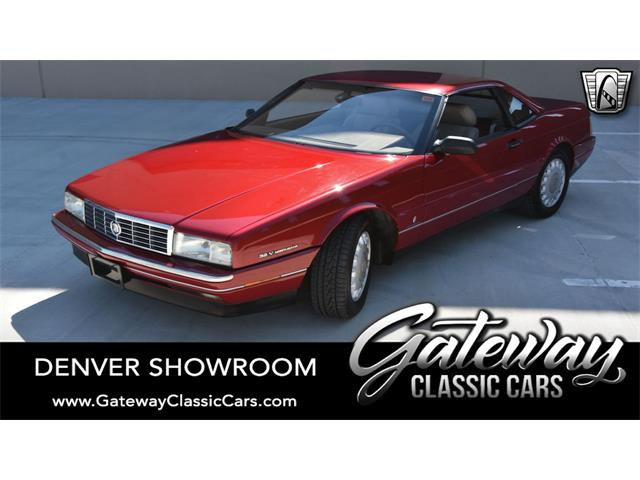 1993 Cadillac Allante (CC-1516627) for sale in O'Fallon, Illinois