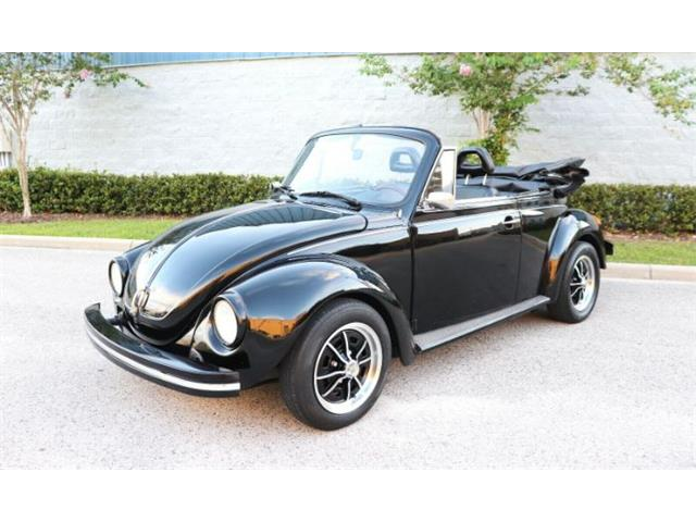 1979 Volkswagen Super Beetle (CC-1516631) for sale in Cadillac, Michigan