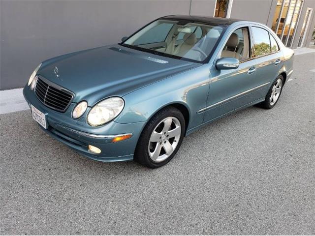 2003 Mercedes-Benz E500 (CC-1516640) for sale in Cadillac, Michigan