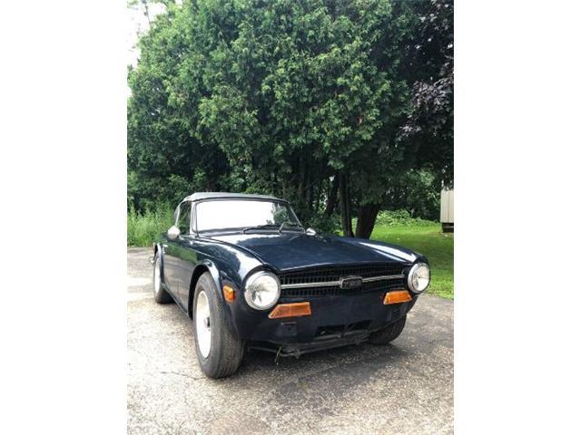 1970 Triumph TR7 (CC-1516647) for sale in Cadillac, Michigan