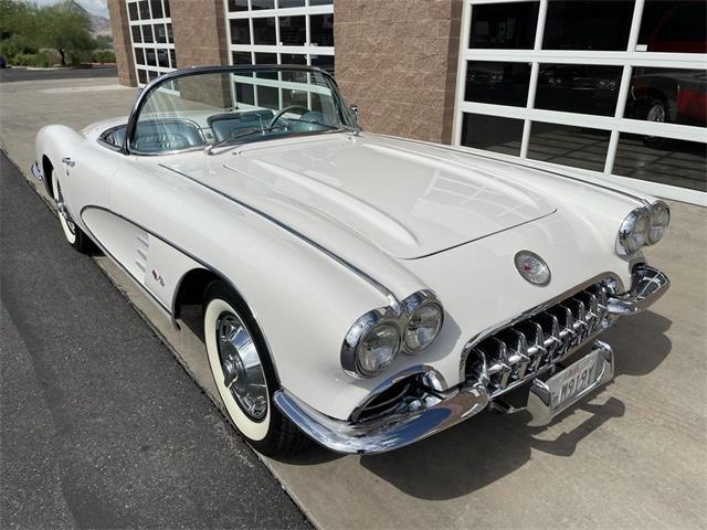 1959 Chevrolet Corvette (CC-1516654) for sale in Henderson, Nevada