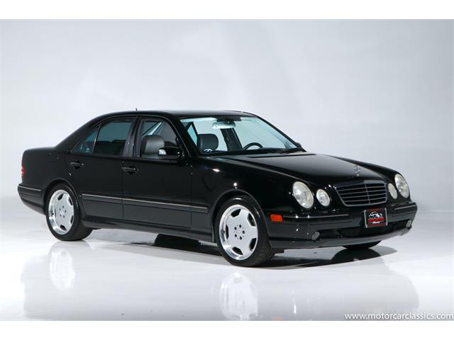 2001 Mercedes-Benz E-Class (CC-1516656) for sale in Farmingdale, New York