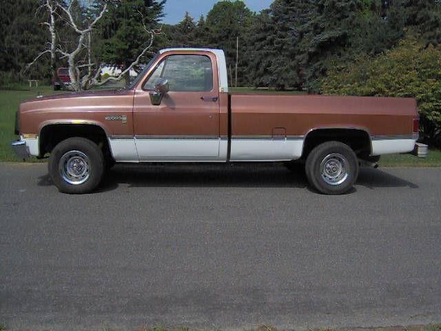 1982 GMC Sierra (CC-1516658) for sale in Cadillac, Michigan
