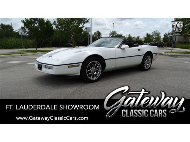 1990 Chevrolet Corvette (CC-1516663) for sale in O'Fallon, Illinois