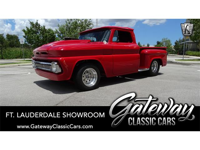 1966 Chevrolet C10 (CC-1516664) for sale in O'Fallon, Illinois
