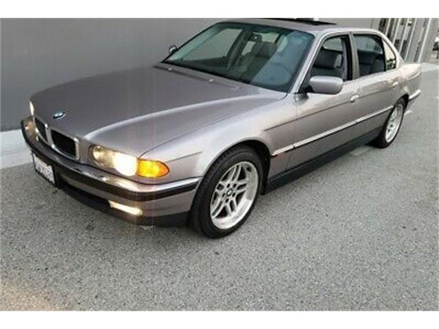 1999 BMW 7 Series (CC-1516667) for sale in Cadillac, Michigan