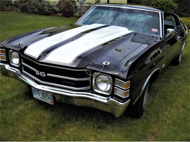 1971 Chevrolet Chevelle (CC-1516668) for sale in Cadillac, Michigan