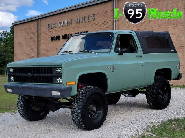 1981 Chevrolet Blazer (CC-1516682) for sale in Hope Mills, North Carolina