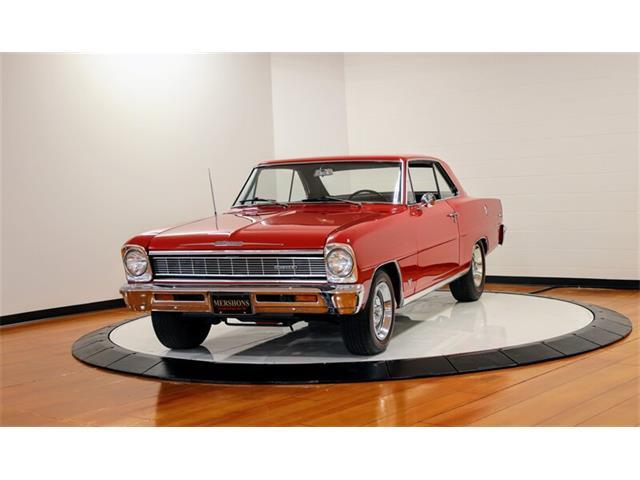 1966 Chevrolet Nova (CC-1516696) for sale in Springfield, Ohio