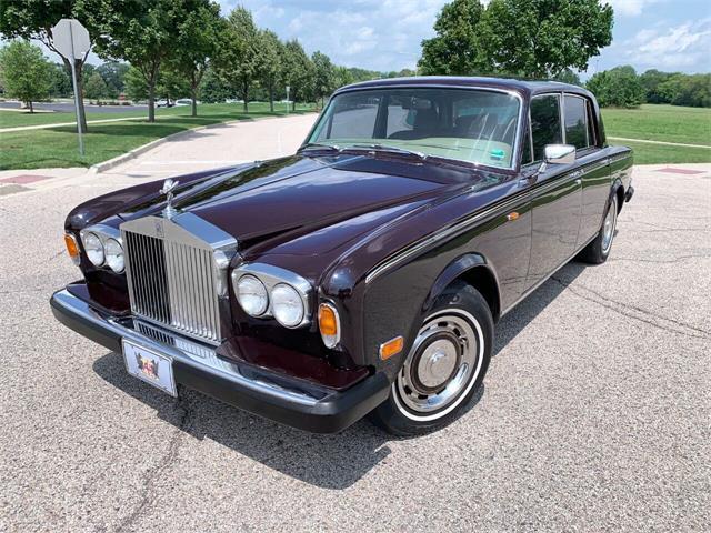 1980 Rolls-Royce Silver Shadow (CC-1516704) for sale in Carey, Illinois