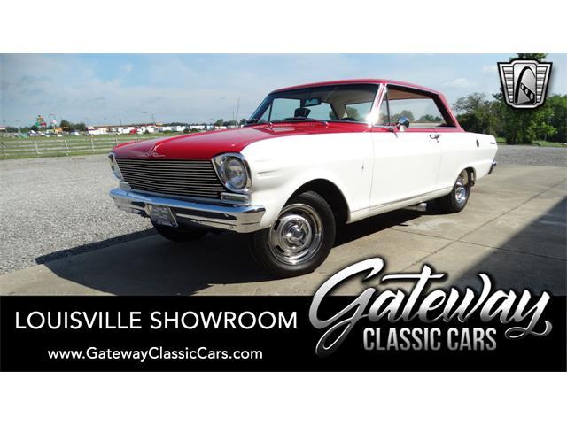 1962 Chevrolet Nova (CC-1516707) for sale in O'Fallon, Illinois