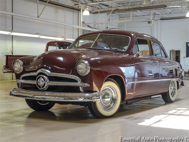 1949 Ford Custom (CC-1516715) for sale in Downers Grove, Illinois