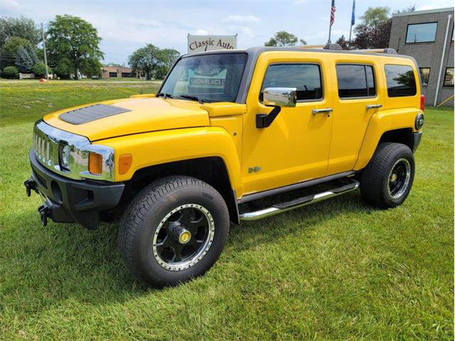 2007 Hummer H3 (CC-1516720) for sale in Troy, Michigan