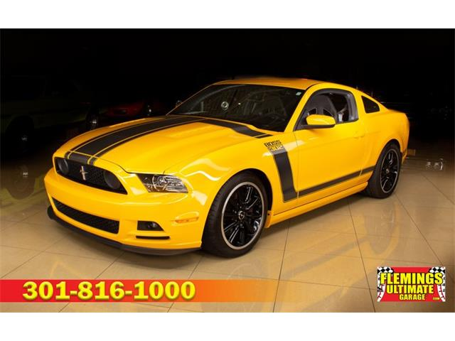 2013 Ford Mustang (CC-1516724) for sale in Rockville, Maryland