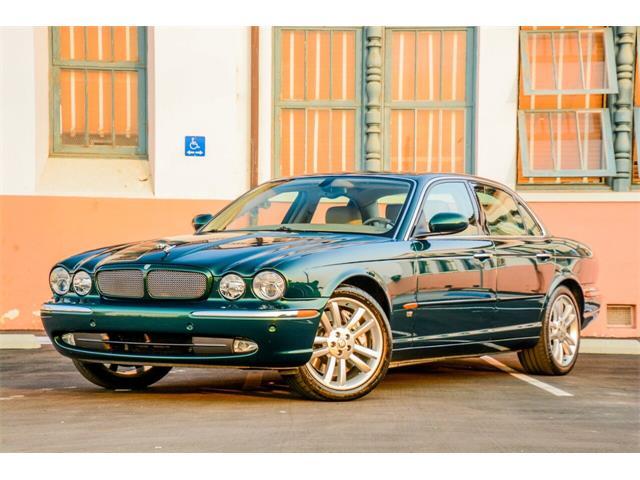 2004 Jaguar XJR (CC-1516728) for sale in Santa Barbara, California