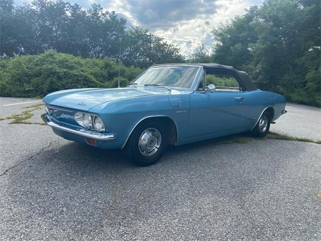 1965 Chevrolet Corvair (CC-1516738) for sale in Westford, Massachusetts