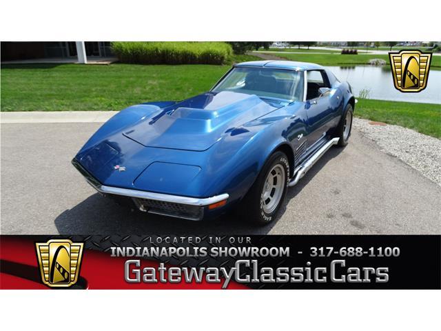 1971 Chevrolet Corvette (CC-1516741) for sale in O'Fallon, Illinois