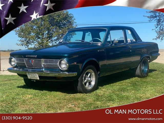 1965 Plymouth Valiant (CC-1516752) for sale in Louisville, Ohio