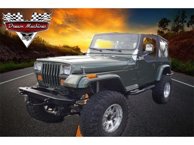 1989 Jeep J Series (CC-1516754) for sale in Lantana, Florida
