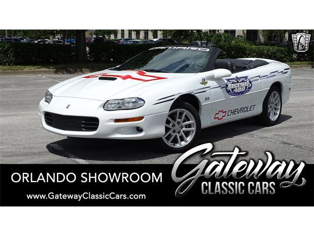 2000 Chevrolet Camaro (CC-1516786) for sale in O'Fallon, Illinois