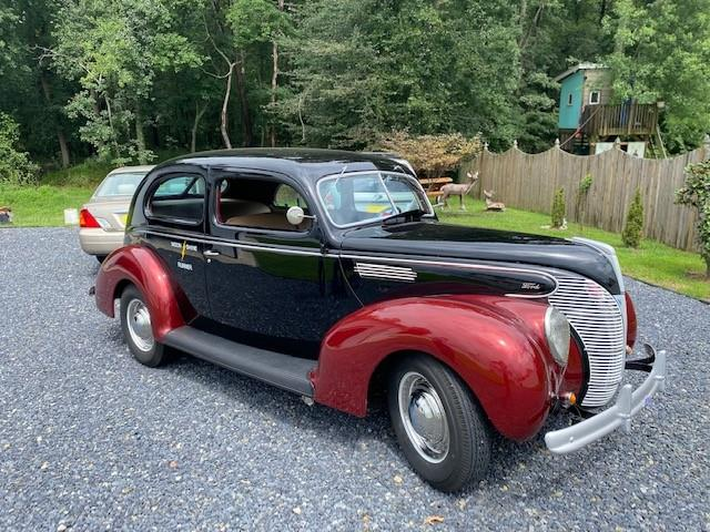 1939 Ford 2-Dr Sedan (CC-1516802) for sale in Williamstown, New Jersey