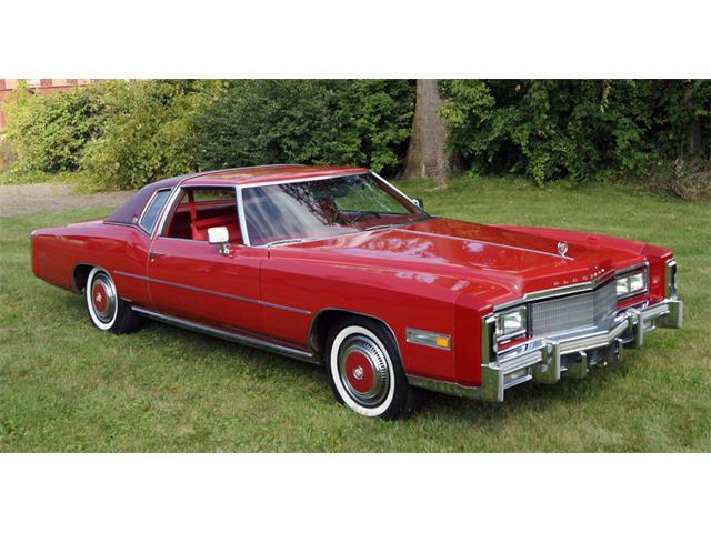 1977 Cadillac Eldorado (CC-1516809) for sale in Canton, Ohio