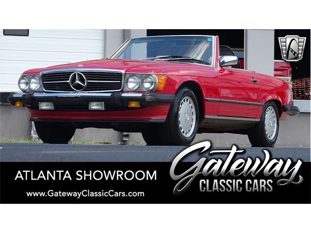 1988 Mercedes-Benz 560SL (CC-1516832) for sale in O'Fallon, Illinois