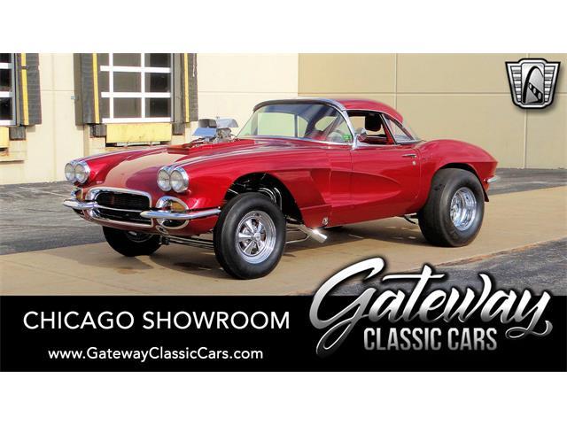 1962 Chevrolet Corvette (CC-1516833) for sale in O'Fallon, Illinois