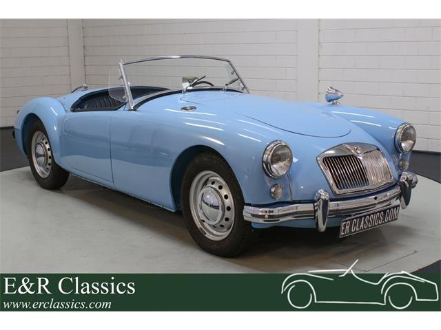 1958 MG MGA (CC-1516846) for sale in Waalwijk, [nl] Pays-Bas
