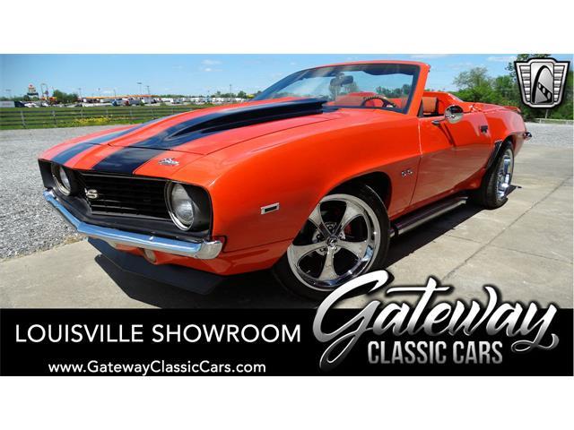 1969 Chevrolet Camaro (CC-1516859) for sale in O'Fallon, Illinois