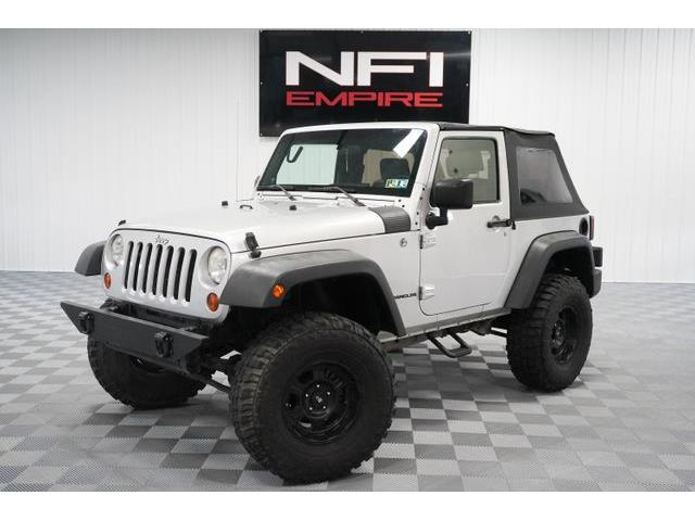 2009 Jeep Wrangler (CC-1516867) for sale in North East, Pennsylvania