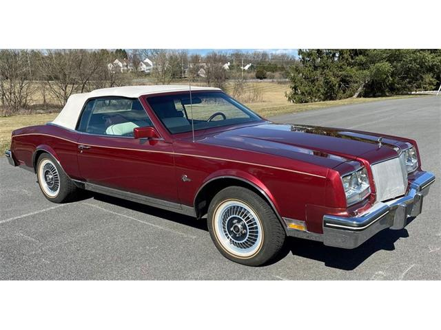 1985 Buick Riviera (CC-1516875) for sale in West Chester, Pennsylvania
