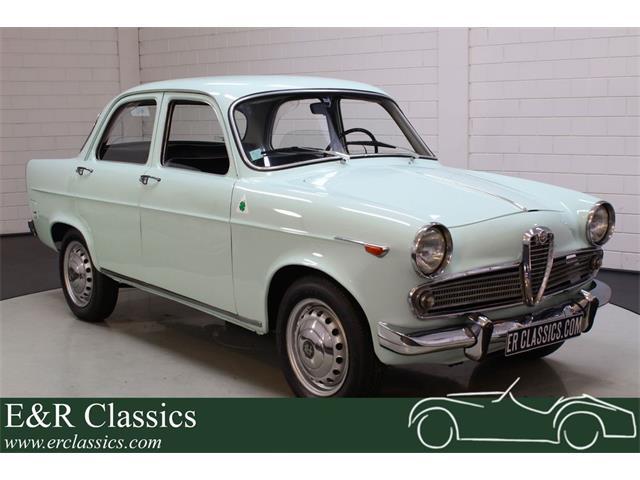 1965 Alfa Romeo Giulietta Spider (CC-1516876) for sale in Waalwijk, [nl] Pays-Bas
