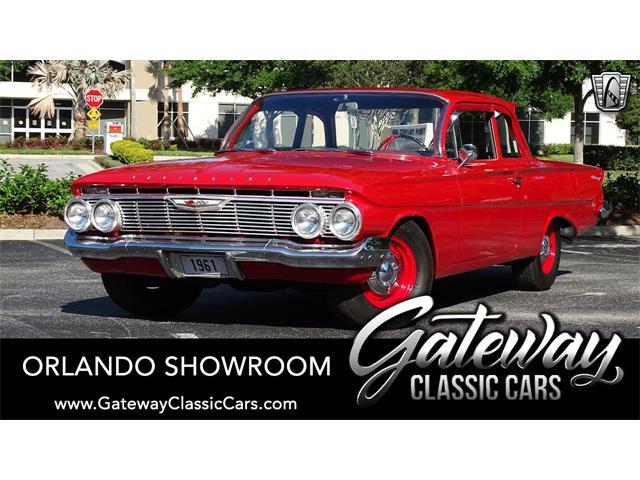 1961 Chevrolet Biscayne (CC-1516922) for sale in O'Fallon, Illinois