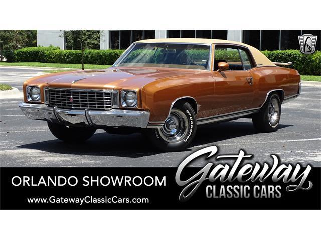 1972 Chevrolet Monte Carlo (CC-1516924) for sale in O'Fallon, Illinois