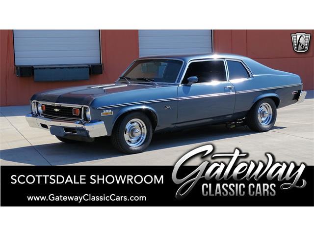 1973 Chevrolet Nova (CC-1516927) for sale in O'Fallon, Illinois