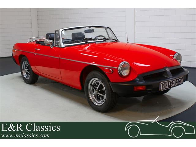 1976 MG MGB (CC-1516940) for sale in Waalwijk, Noord Brabant