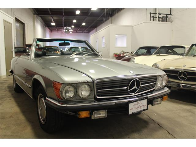1972 Mercedes-Benz 350SL (CC-1516958) for sale in Cleveland, Ohio