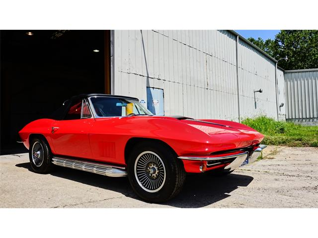 1967 Chevrolet Corvette (CC-1516961) for sale in Allison, Pennsylvania
