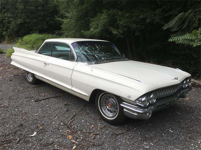 1961 Cadillac DeVille (CC-1516992) for sale in Carlisle, Pennsylvania