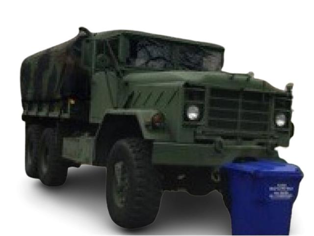 1990 Military Carrier (CC-1510070) for sale in Lake Hiawatha, New Jersey