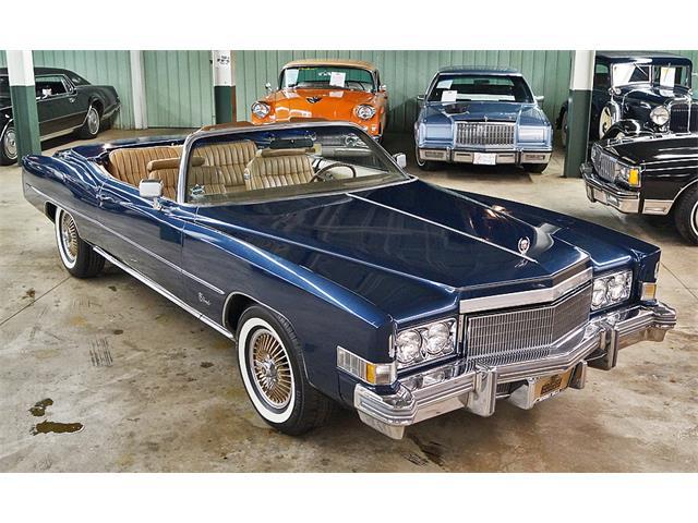 1974 Cadillac Eldorado (CC-1517038) for sale in Canton, Ohio
